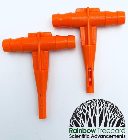 Orange Macro-Treatment Tees
