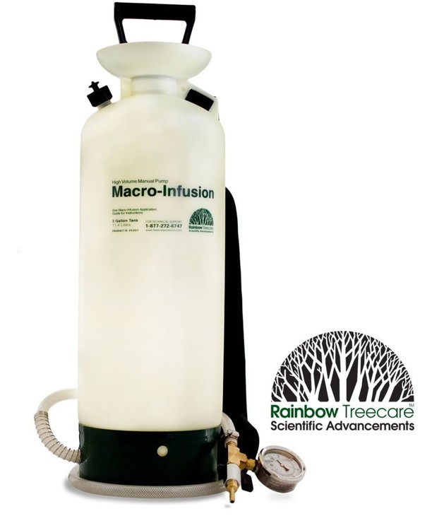 Macro-Infusion Spray Pump